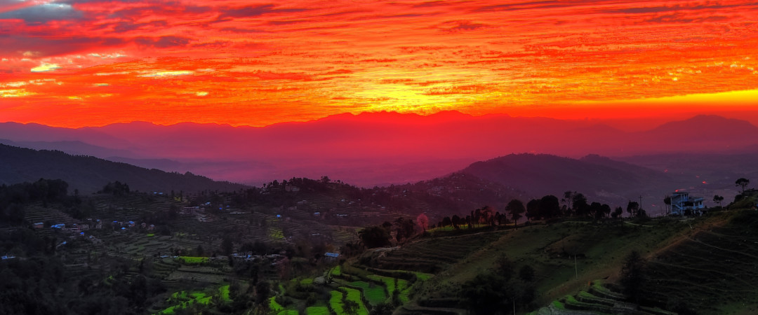 Stay in Bhaktapur to relax and escape the busy streets of the capital, Kathmandu, but still visit beautiful sights like the Kathmandu valley