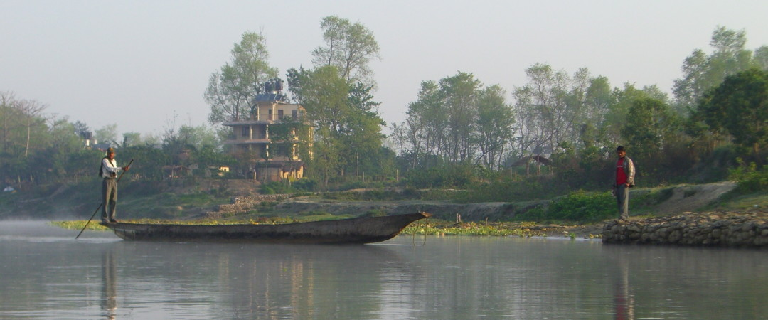 Close to Chitwan National Park, the hostel specialises in jungle safaris around the park where you can see Elephants, Rhinos and Crocodiles.