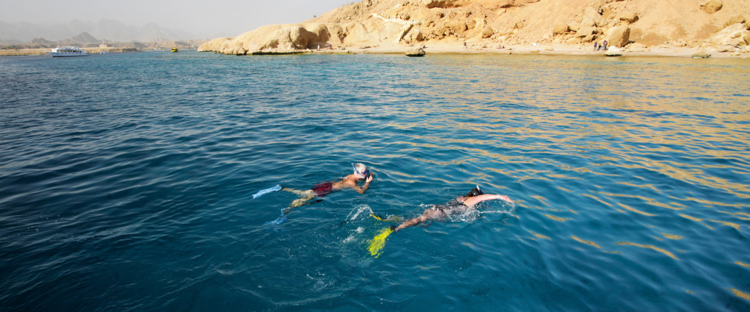 Sharm El Sheikh is a popular water sports and scuba diving resort, situated by the Red Sea it makes for incredible underwater scenery.