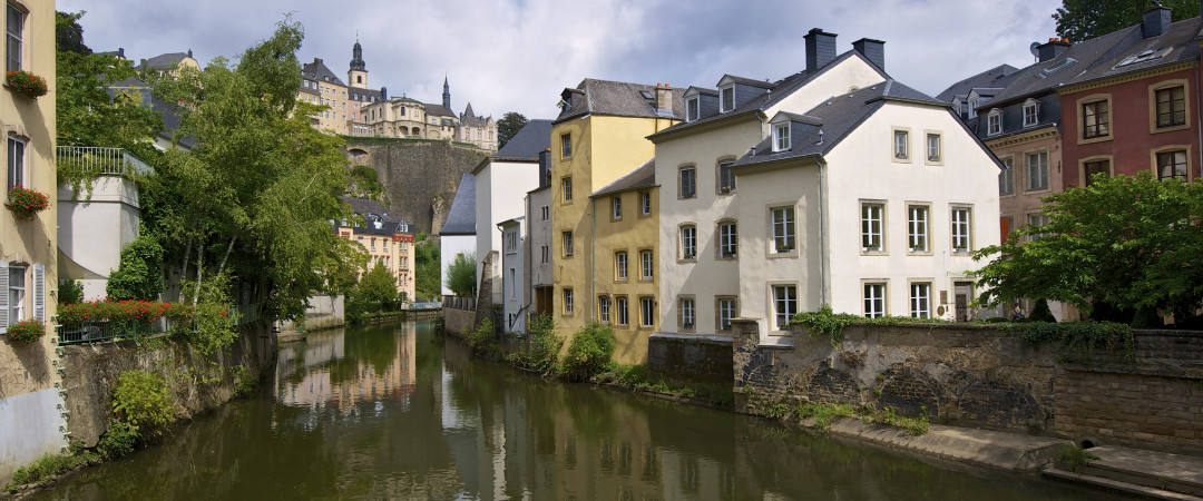 Walk around the UNESCO recognised old town of Luxembourg exploring amazing sites like the Grand Ducal Palace.