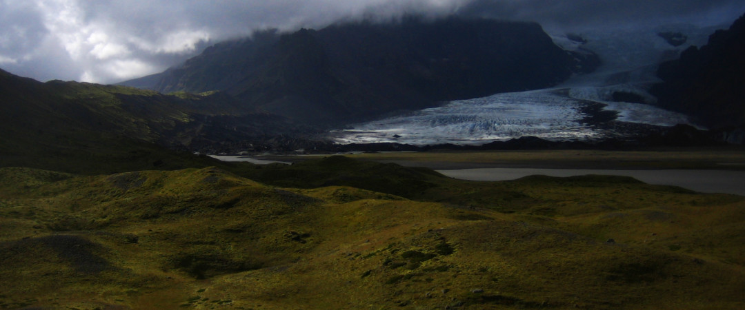 Get a perfect view of the Vatnajökull glacier and immerse yourself in Icelandic nature.