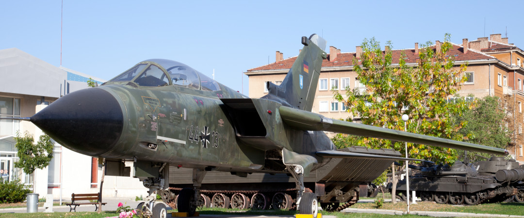 See the fascinating National Military History Museum, dedicated to military history in Sofia.