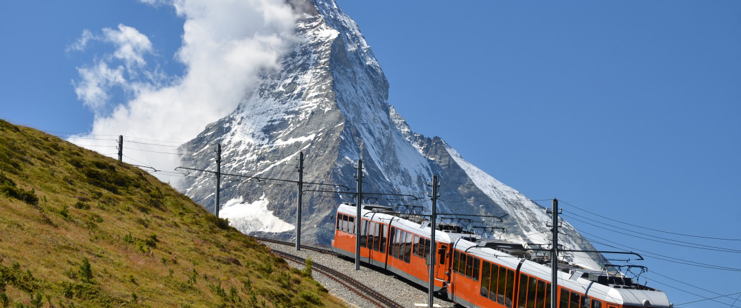 See the largest icon of Switzerland, the Matterhorn Mountain where you can enjoy the spectacular views.