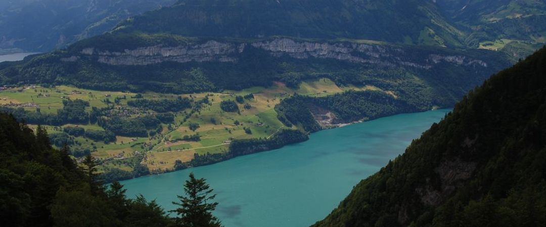 Lake Luzern is a haven for water sports enthusiasts - try canoeing or kayaking on the still, blue waters.
