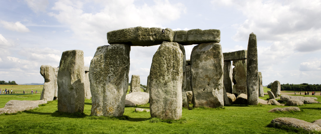 The enigmatic Stonehenge was built in prehistoric times and is surrounded by myths and legends.