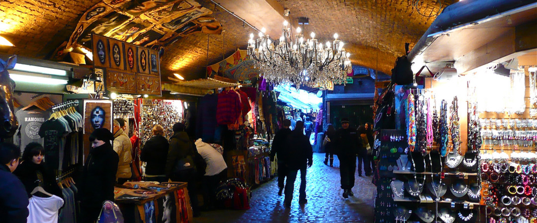 Camden market is eccentric, a little bit rough around the edges and a lot of fun!