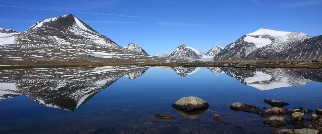 Want to get outdoors? Sweden's vast mountain ranges mean you can hike, climb and ski your trip away.