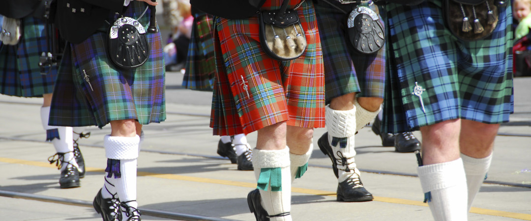 The Highland Games are an important part of Scottish culture - spend some time watching a game of tug-o-war or listening to the bagpipes.