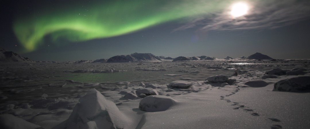 If you're lucky, you'll see the Northern Lights dancing across the sky in Iceland.