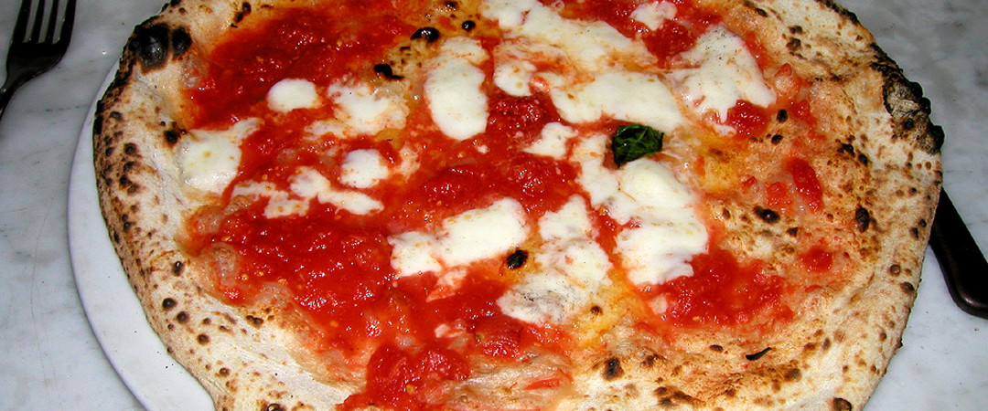 Naples is quite possibly home to the best margherita pizzas in the world!