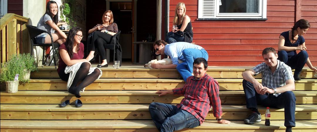 #SleepForPeace in Norway: peace is the way in Oslo with meditation & powerful film screenings.