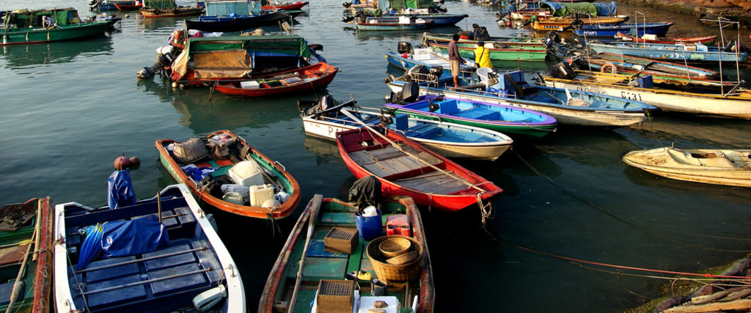 Hop on the ferry over to Cheung Chau, a beautiful island away from the hustle and bustle.