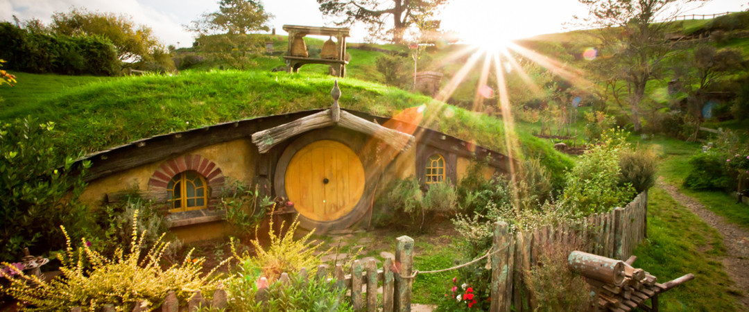 Calling all Lord of the Rings fans! Visit Hobbiton and see the Shire itself.