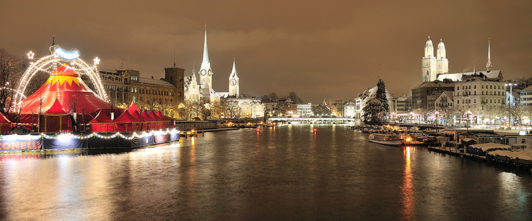 You'll start off your journey in the vibrant city of Zurich to do some sightseeing!