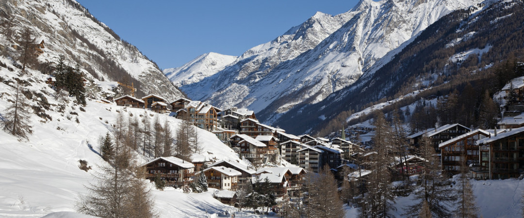 You will head over to Zermatt - the home of the famed Matterhorn!