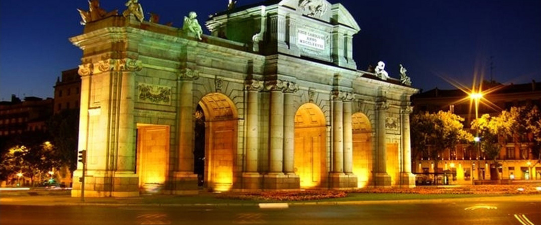 Spend some time in the vibrant capital city of Spain and immerse yourself in Spanish culture!