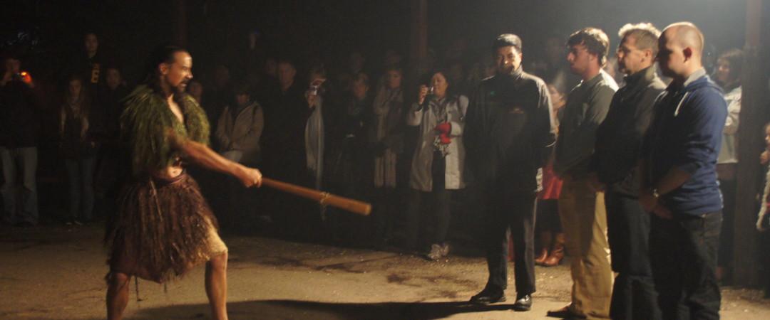 Maori Cultural evening in Rotorua