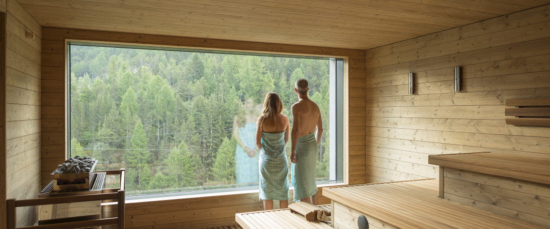 Set in the Swiss Alps, this newly renovated health and spa hostel has turned travelling heads around the world.