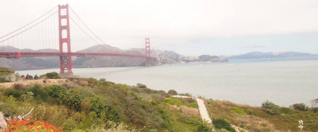 Explore San Francisco's beautiful bay area by bike.