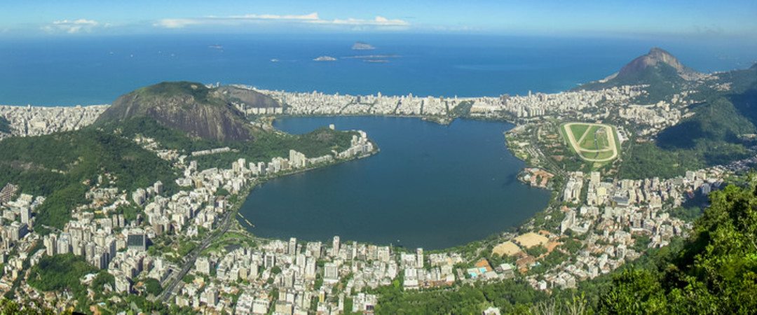 Known affectionately as 'Rio' - Rio de Janeiro is home to both Christ the redeemer and the famed Copacobana beach.