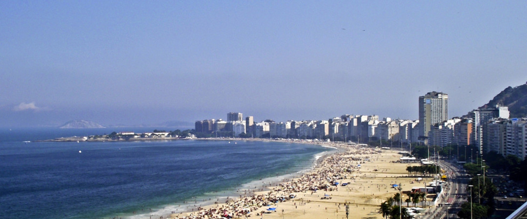 One song only comes to everyone's mind when Copacabana is mentioned - sit back and relax on this stunning iconic beach.