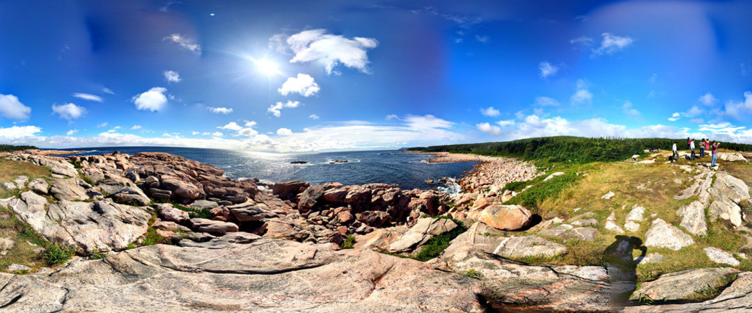 Our winner will get to visit the capital of Nova Scotia, Halifax - where they will visit the stunning Peggy's cove.
