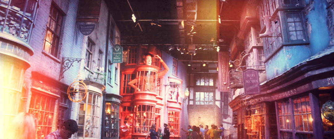 Our blogger will get to let their nerdy side show and visit the famous Harry Potter Studio Tour in Watford, diagonally!