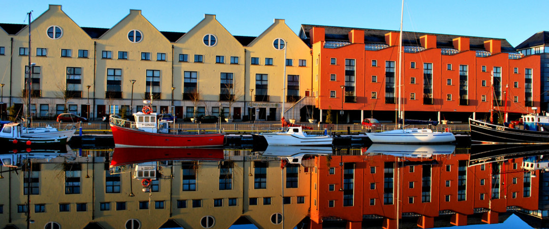 Galway is a traditional Irish city in every sense, with a stunning harbour and colourful, lively atmosphere at every turn.