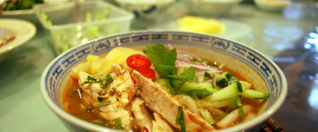 A fascinating fusion of the East and West, Penang is widely considered Malaysia's foodie capital.