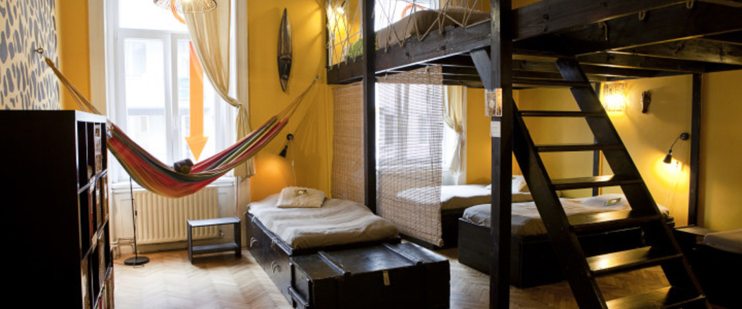 Unique and highly rated with themed rooms, give your stay in Budapest a twist.