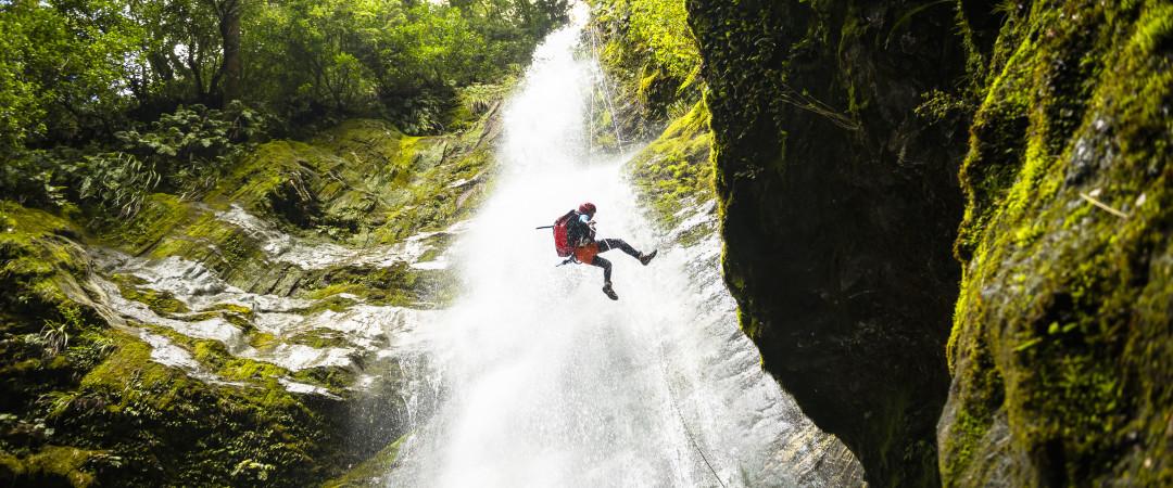 Queenstown is undoubtedly New Zealand's adrenaline capital