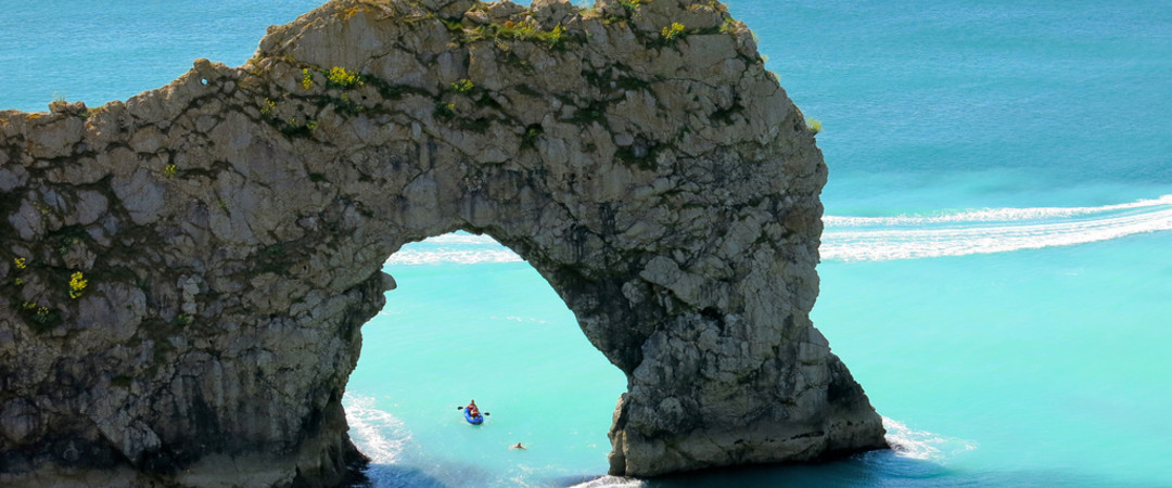 The natural wonder of the Jurassic Coast beautifully documents 180 million years of geological history.