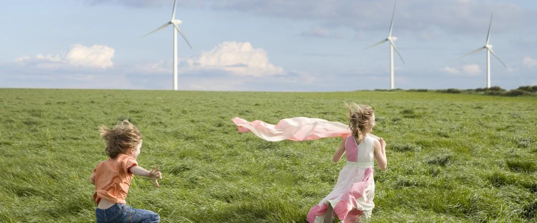 Holanda - Energia Eólica
