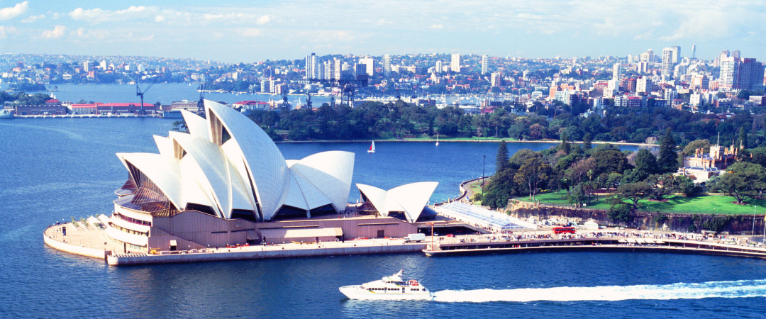 Experience the Sydney Opera House by watching a show, enjoying a cocktail and taking in the beautiful harbour views.
