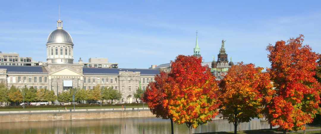 Visit 19th century Bonsecours Market, a National Historic Site of Canada, where you can browse two floors of market stalls.