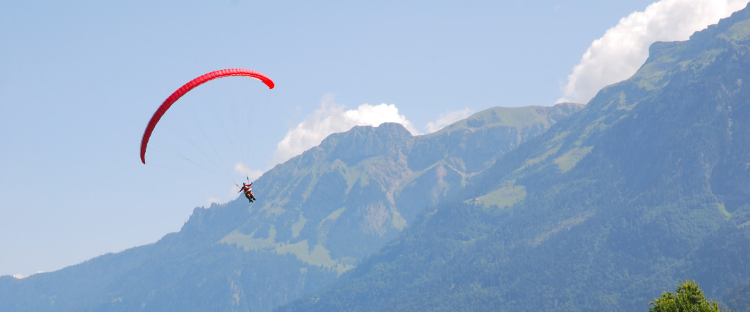 Interlaken offers the perfect excuse to get outdoors and get active - plus, you get to do it all in a beautiful location!