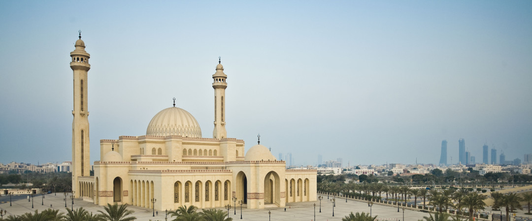 Take a trip to see Al Fateh Mosque, a symbol of Islamic culture, and get a guided tour of the landmark for free.