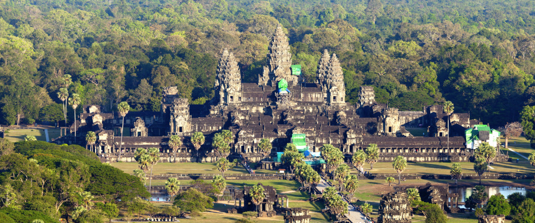 Visit Angkor Archaeological Park - as well as being fascinating, it's one of the most important archaeological sites in South-East Asia.