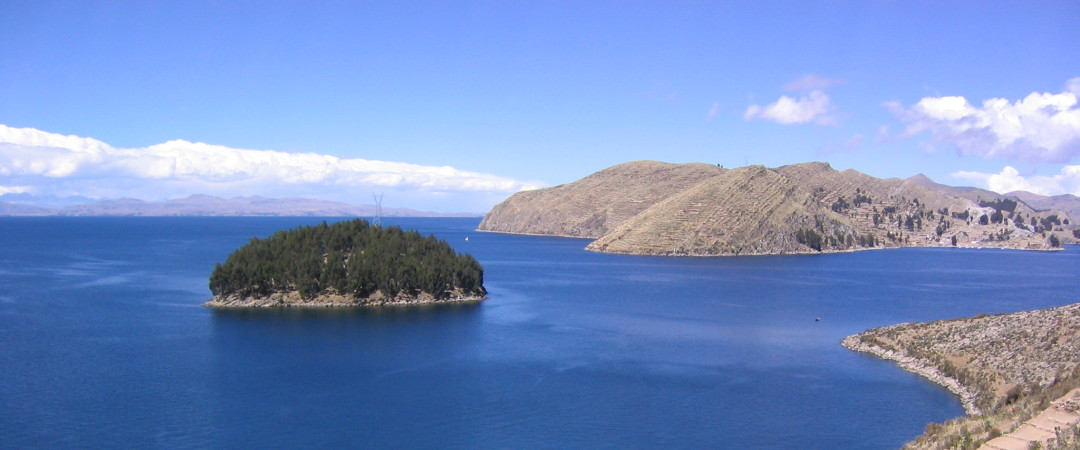 Lake Titicaca is the largest lake in South America by volume of water - it also has spiritual significance to the indigenous people.