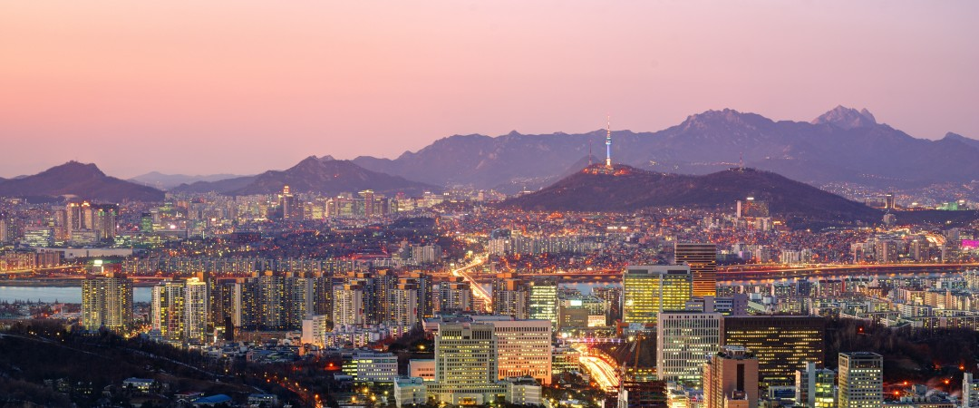 Seoul offers a number of popular places to visit such as famous landmarks and one of Asia's largest underground shopping centre, The Coex.
