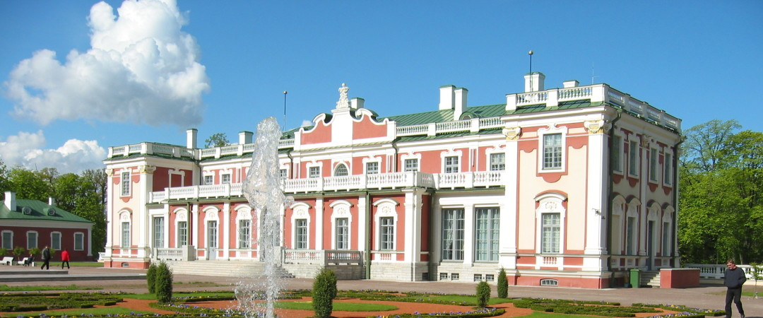 Visit the magnificent Kadriorg Palace where you can also find hundreds of paintings by Western and Russian artists.
