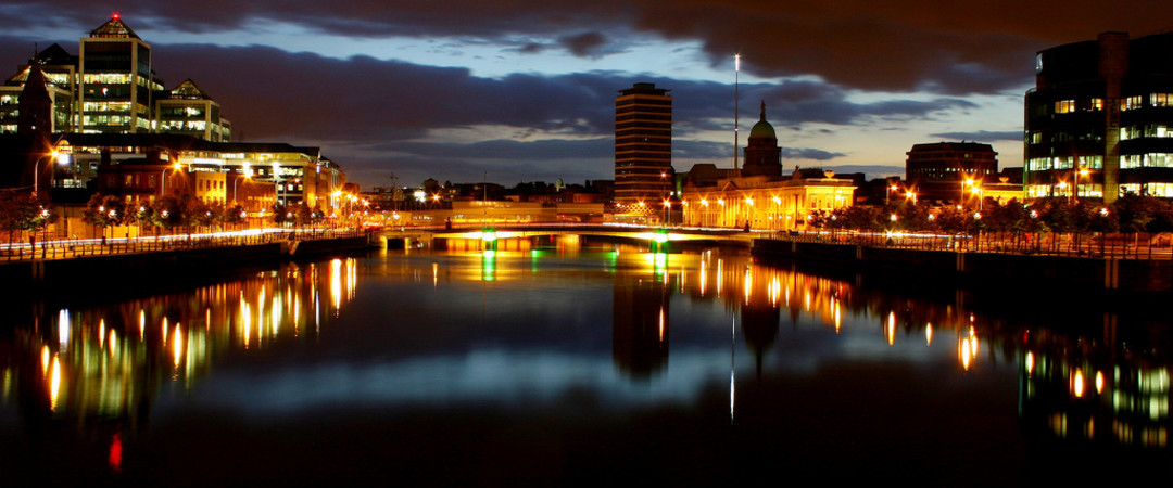 Visit the electric capital city of Ireland - Dublin, for a lively, unbeatable atmosphere.
