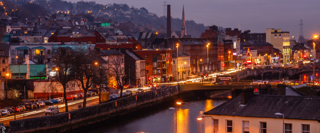 The city of cork, known to some as the second capital of Ireland, is filled with traditional Irish vibes.