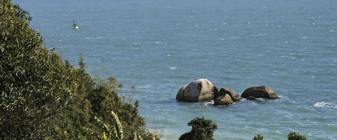 The sleepy island paradise of Florianópolis is a perfect getaway destination, combining city life and the beach. Perfect for water lovers.