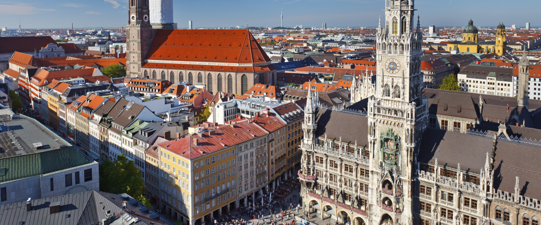 Catch the Metro and explore the city's breath-taking architecture, imposing museums and then have the finest Bavarian beer.