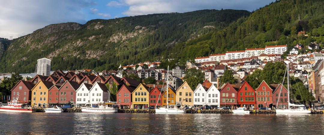 Nuestro hostal en Bergen ofrece fantásticas vistas de esta hermosa ciudad. relajarse y apreciar las cosas simples en la vida durante su estancia.