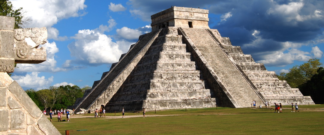 A trip to Cancun wouldn't be complete without a daytrip to see the iconic Mayan ruins.