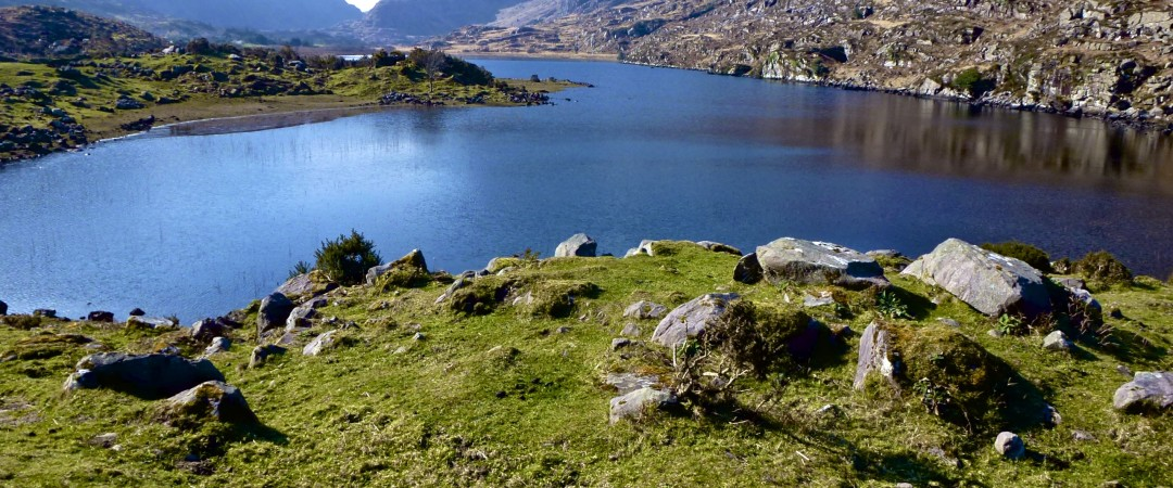 The Gap of Dunloe, in Killarney National Park, is one of county Kerry's many beauties and is conveniently located on the hostel's doorstep.
