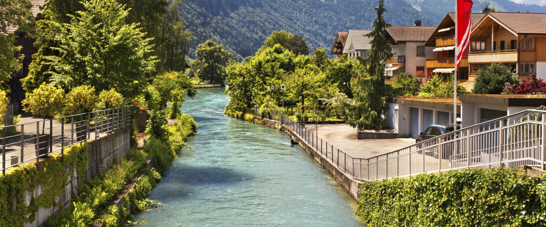 Interlaken is the gateway to both the Swiss Alps and the lake region, experience both relaxation and adventure on the same journey at our hostel!