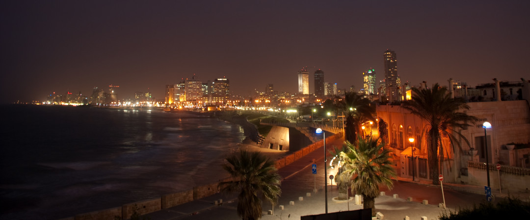 Tel Aviv is a lively, vibrant city where the party goes on all week.